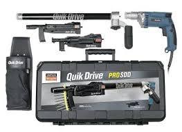 QUICK DRIVE Corded Drill DRIVE PRO