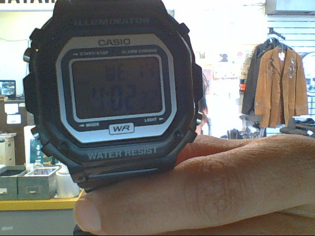 CASIO Gent's Wristwatch F-108WHC