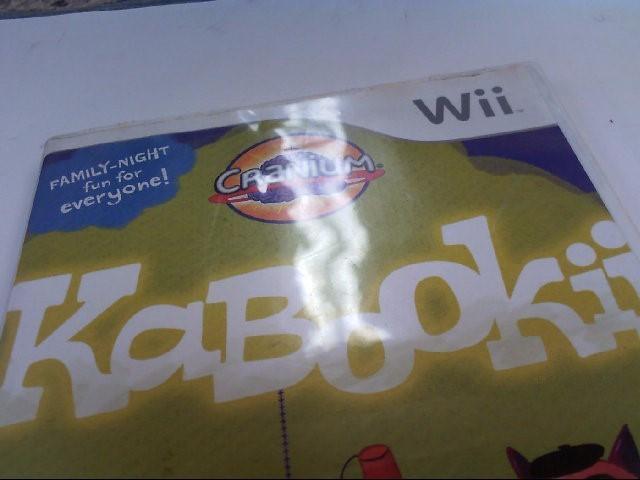 NINTENDO Nintendo Wii Game KABOOKII
