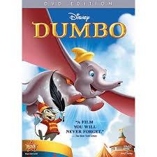DISNEY DVD DUMBO DVD