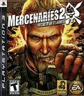 SONY Sony PlayStation 3 MERCENARIES 2 WORLD IN FLAMES
