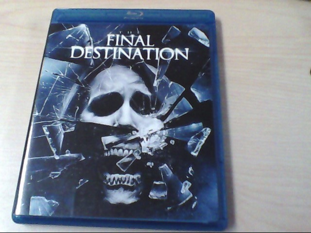 BLU-RAY MOVIE Blu-Ray THE FINAL DESTINATION