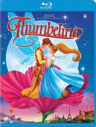 BLU-RAY MOVIE THUMBELINA