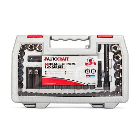 AUTOCRAFT Sockets/Ratchet AC846