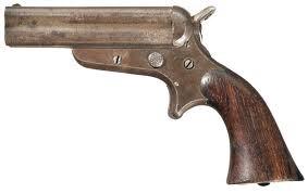 C. SHARPS ARMS CO Pistol 3C