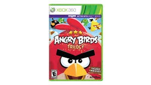MICROSOFT Microsoft XBOX 360 Game ANGRY BIRDS TRILOGY