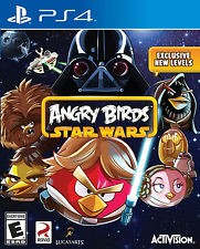 SONY Sony PlayStation 4 Game ANGRY BIRDS STAR WARS - PS4