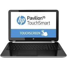 HEWLETT PACKARD Laptop/Netbook TOUCHSMART 15-N034NR