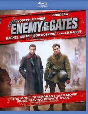 BLU-RAY MOVIE Blu-Ray ENEMY AT THE GATES