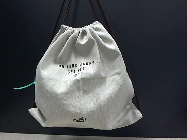 """HERMÈS Handbag """"ON YOUR MARKS GET SET GO"""" KNAPSACK"""