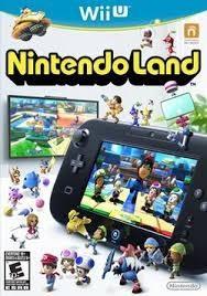 NINTENDO Nintendo Wii U Game NINTENDO LAND