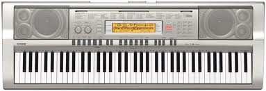 CASIO Keyboards/MIDI Equipment WK-200