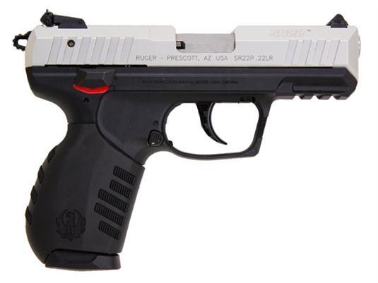 RUGER Pistol SR22PS