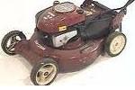 "CRAFTSMAN Lawn Mower 917.377070 21"" READY START SELF PROPELLED MOWER"