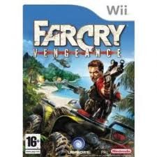 NINTENDO Nintendo Wii Game FARCRY VENGEANCE