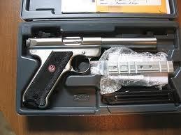 RUGER Pistol 10103 KMKIII512