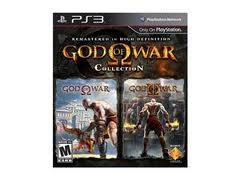 SONY Sony PlayStation 3 Game GOD OF WAR COLLECTION - PS3