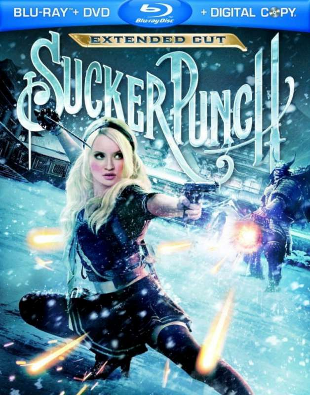 BLU-RAY MOVIE Blu-Ray SUCKERPUNCH