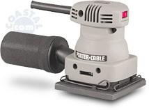 PORTER CABLE Vibration Sander 380 PALM SANDER