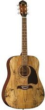 OSCAR SCHMIDT Acoustic Guitar OG2SM SPALTED MAPLE ACOUSTIC GUITAR