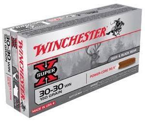 WINCHESTER Ammunition CXP2 30-30 AMMO