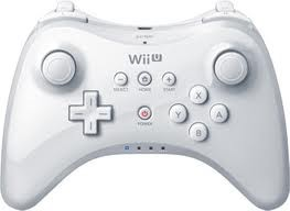 NINTENDO Video Game Accessory WII U PRO CONTROLLER