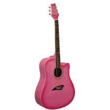 KONA Acoustic Guitar K1PNK