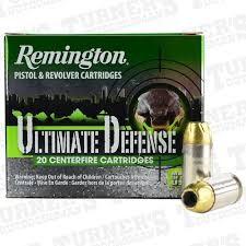 REMINGTON ULTIMATE DEFENSE 45ACP