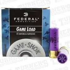 FEDERAL AMMUNITION Ammunition H160 7.5