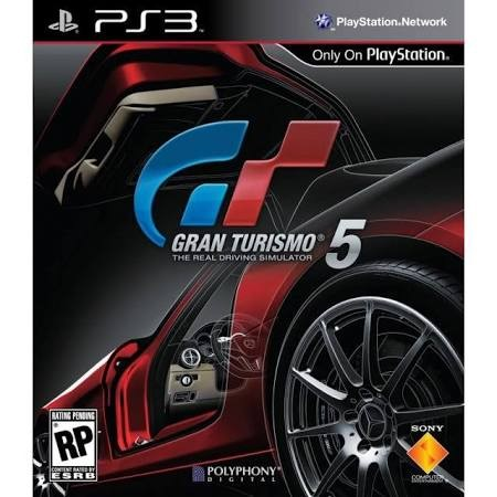 SONY Sony PlayStation 3 Game GRAN TURISMO 5