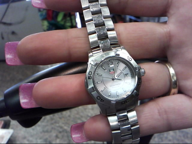 TAG HEUER Lady's Wristwatch WAF1412