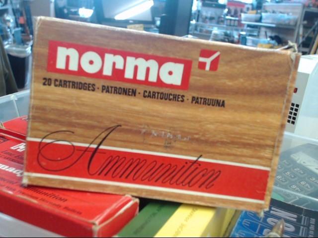 NORMA AMMUNITION Ammunition 7.65ARG