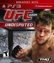 SONY Sony PlayStation 3 Game UFC UNDISPUTED 2009