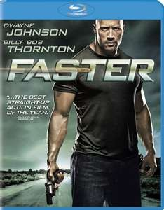 BLU-RAY MOVIE Blu-Ray FASTER
