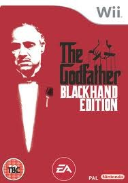 NINTENDO Nintendo Wii THE GODFATHER BLACKHAND EDITION