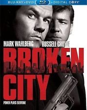 BLU-RAY BROKEN CITY