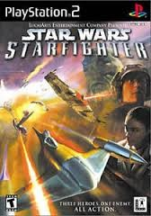 SONY Sony PlayStation 2 STAR WARS STARFIGHTER
