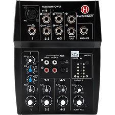 HARBINGER Mixer L502 MIXER