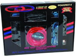 AMERICAN ACCESSORIES Parts & Accessory ACCESSORIES POWERKIT-4