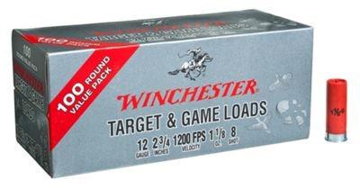 WINCHESTER Ammunition TARGET & GAME SHOTSHELLS