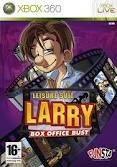MICROSOFT Microsoft XBOX 360 LEISURE SUIT LARRY BOX OFFICE BUST