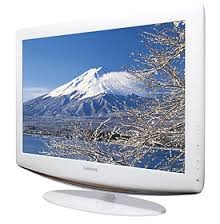 SAMSUNG Portable Television LN T1954H