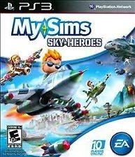 SONY Sony PlayStation 3 Game MY SIMS SKY HEROES