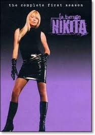 DVD BOX SET DVD LA FEMME NIKITA SEASON 1