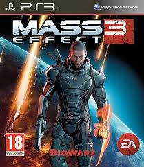 SONY Sony PlayStation 3 Game MASS EFFECT 3