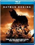 BLU-RAY MOVIE Blu-Ray BATMAN BEGINS