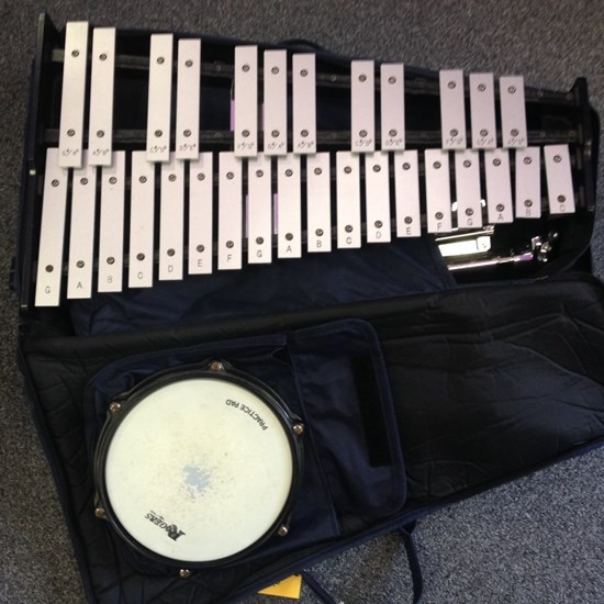 ROGERS Drum SNARE AND BELL SET