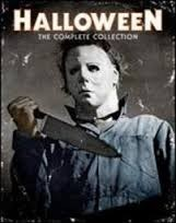 HALLOWEEN THE COMPLETE COLLECTION 10 DISC SET ON BLU RAY