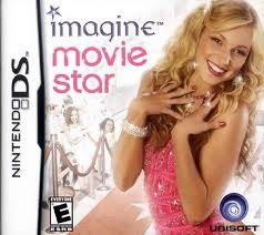 NINTENDO Nintendo DS Game IMAGINE MOVIE STAR