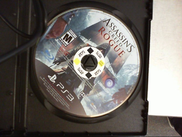SONY PS3 ASSASSINS CREED ROGUE